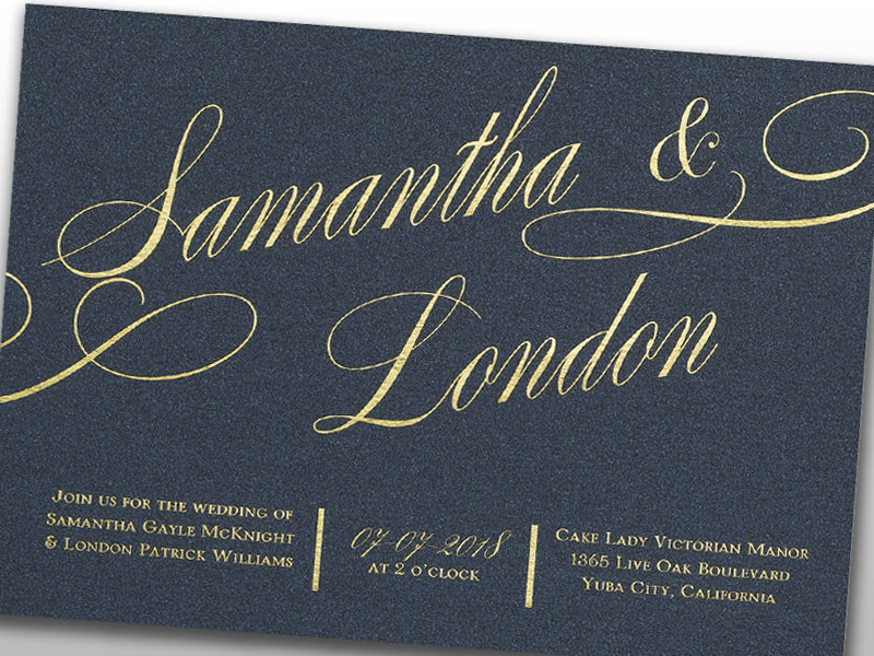 Wedding Invitations and Announcements from Paper Crazy