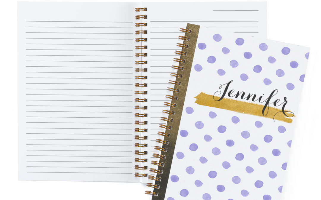 Dotted Dreams Journal