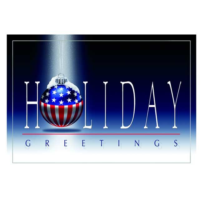 American Greeting Patriotic