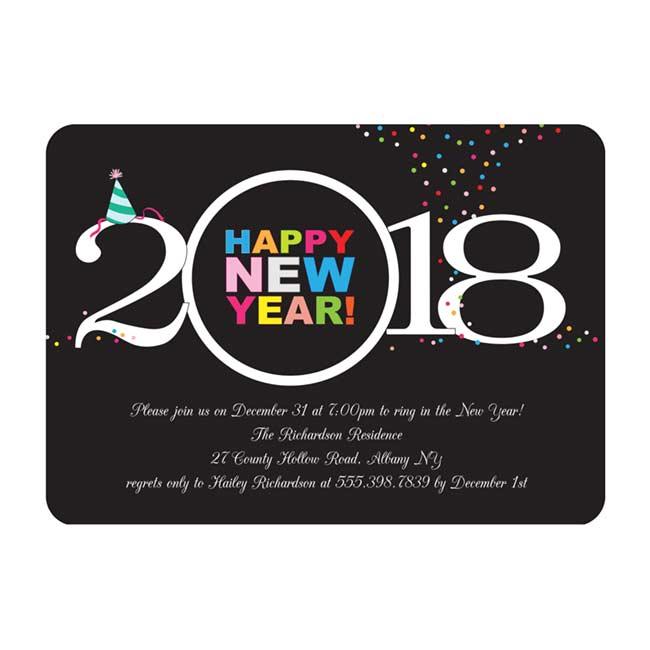 Big New Year Holiday