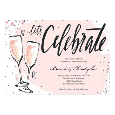 Bubbly Pink Party