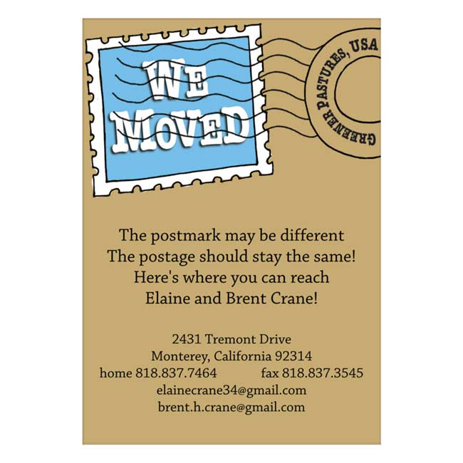 Postmarked Postcard