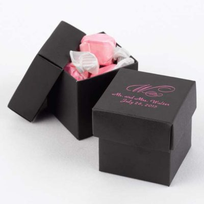 Two Piece Favor Box