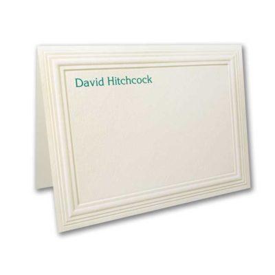 Multi-Panel Small Note Folder